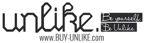 Buy Unlike Logo + Slogan