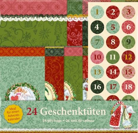 Coppenrath Adventskalender Geschenktueten