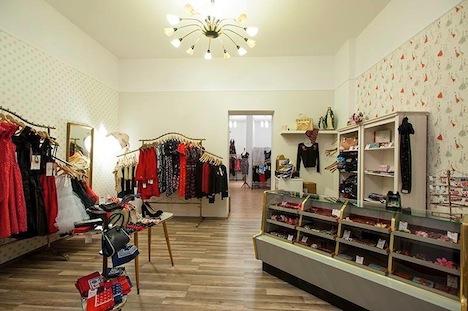 Strawbetty Shop Laden Berlin Friedrichshain