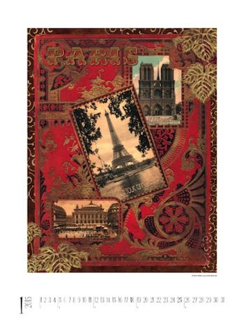 Vintage Travel_01 Kalender Korsch Verlag Januar 2015