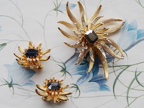 Wunder-Same Vintage Schmuckset jewelcraft set