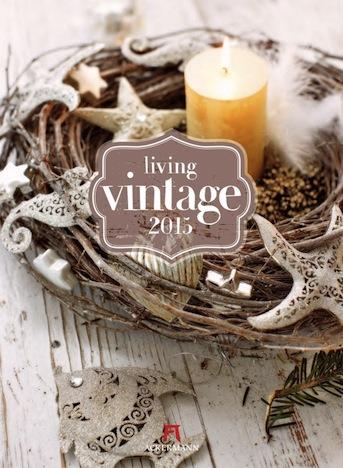 living vintage kalender ackermann verlag cover 2015