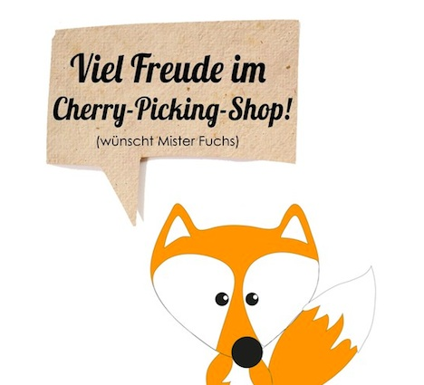 Cherry Picking Onlineshop 2