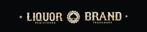 Liquor_Brand Banner Logo TheStudioDeluxe