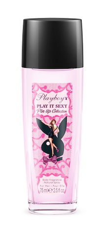 Playboy Sexy Pin Up Deo Natural Spray 75ml