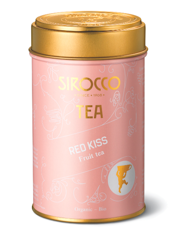 Sirocco Tee - Red Kiss Dose
