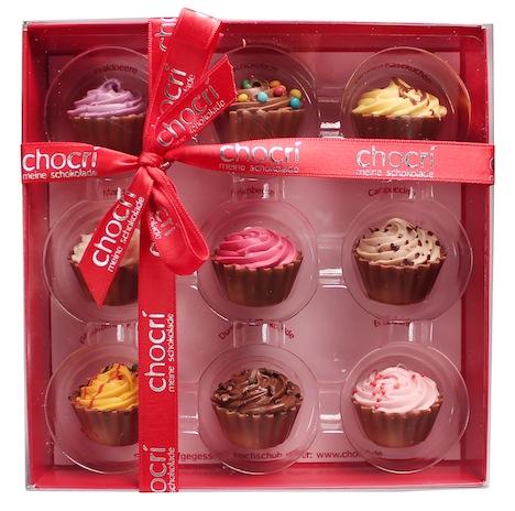 2015-02-04-chocri-Cupcakes Schokolade Pralinen