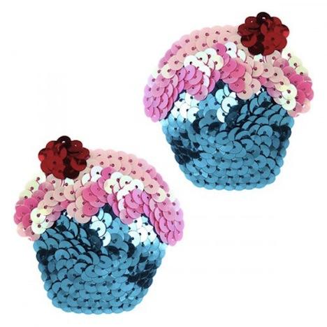 Amorelie Cupcake Pasties Pailletten Nippelpasties Feelissima