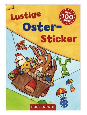 Coppenrath Verlag Lustiger Oster-Sticker mar_img_4050003711218