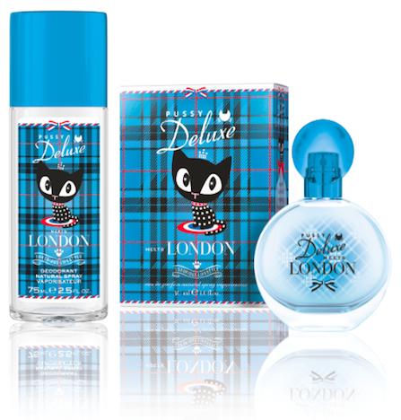 Pussy Deluxe meets London Eau de Parfum