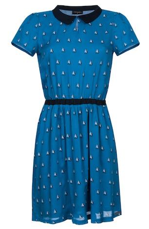 Vive Maria 31467_h_Breeze Of Sail Dress blue allover