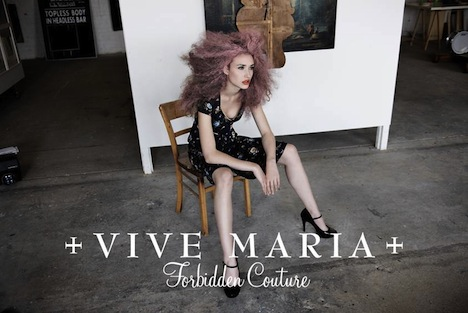 Vive Maria Majestic Rose Dress 2
