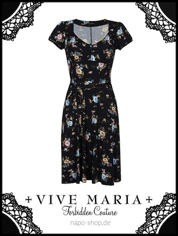 Vive Maria Majestic Rose Dress Napo Shop 1