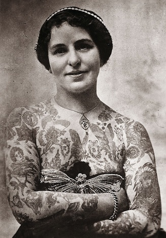 1000_tattoos true love Buch Taschen Verlag Edith Burchett, London, Great Britain, about 1920