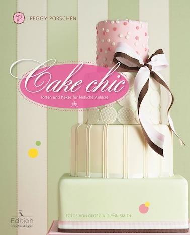Cake Chic Peggy Porschen Buch 9783771645915