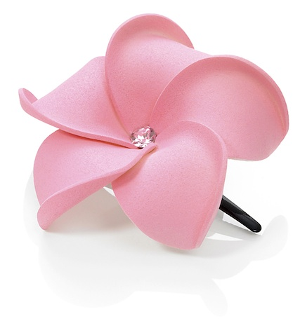 Dolly Martin Haarschmuck Haarbluete frangipani_hairclip_diamond_m_rose_diamond.m-00.00.02