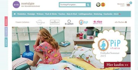 NiK Nostalgie im Kinderzimmer WebShop Onlineshop