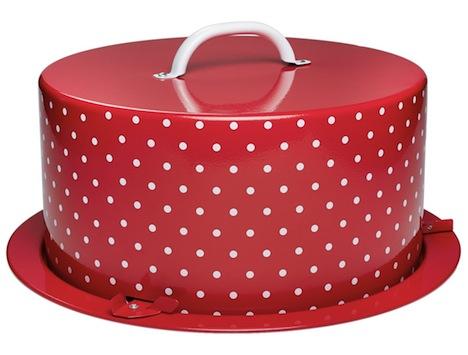 Nostalgie im Kinderzimmer NiK kuchenbox-aus-metall-cake-couture-_rot_-431935 RBV Birkmann