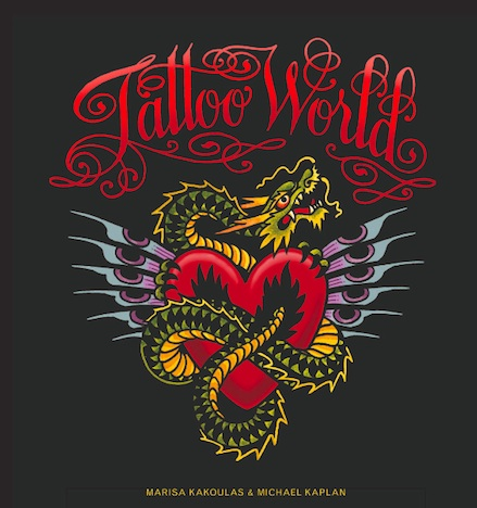 Tattoo World Buch Knesebeck Verlag Cover