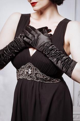 TopVintage Banned Gloves Handschuhe