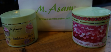 M.Asam Produktdesigner Body Souffle Yupik Info-Day Hamburg Pinup-Fashion-Magazin Ladies and Gents