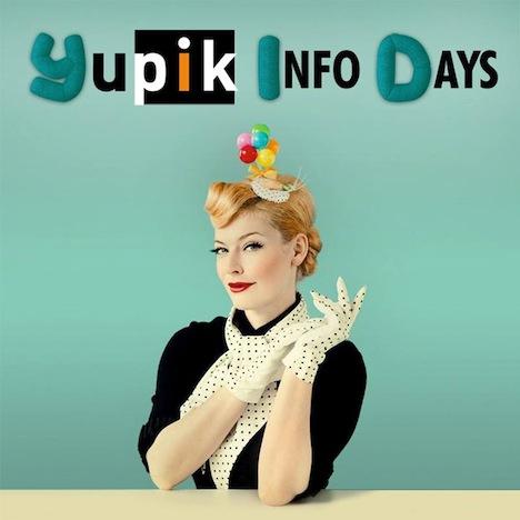 Yupik Info Day Juni 2015 Hamburg mit Enie