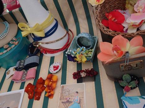 Frozen Hibiscus im Fashionzelt Firebirds Festival Juli 2015 4