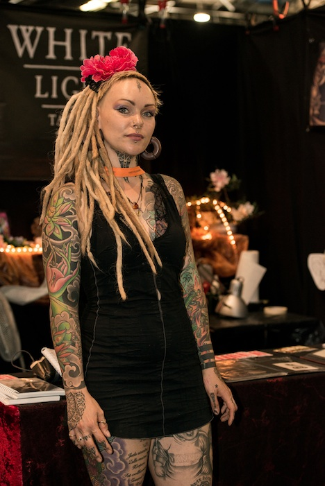 Berlin Tattoo Convention 2015