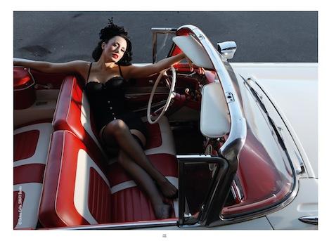 Bildband US-CARS – Legenden mit Geschichte von Carlos Kella Seite155