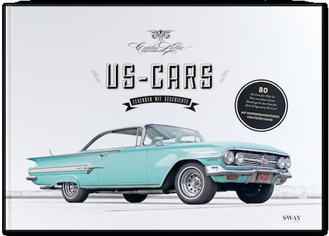 Carlos Kella_Cover_Bildband US-Cars_3