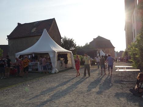 Firebirds Festival Juli 2015 Schloss Trebsen Leipzig 4