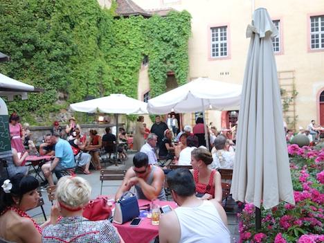Firebirds Festival Juli 2015 Schloss Trebsen Leipzig 6