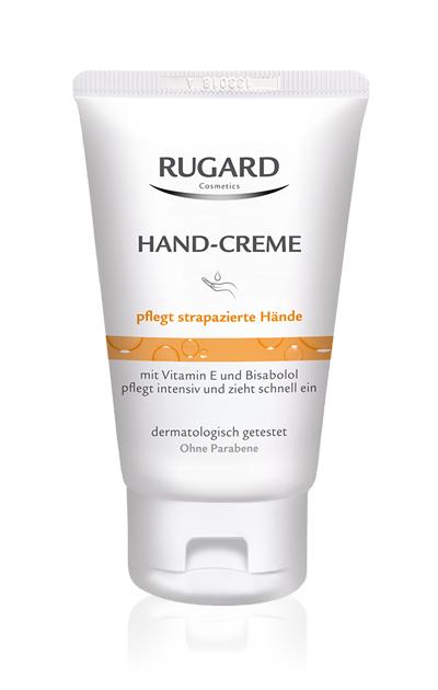 Rugard Cosmetics Hand-Creme Vitamin E