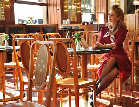 Style of the Week Pinup-Fashion-Magazin Vintagemaedchen VictoriaBCaféPrag