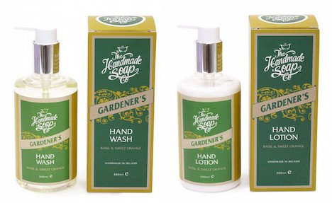 The Handmade Soap Company Gardeners Range Hand Wash Hand Lotion.jpg