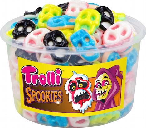 998662 Trolli Spookies 6x150St