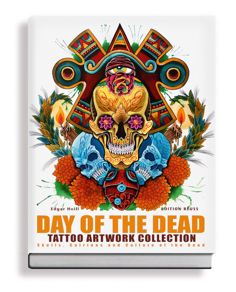 Edition Reuss Buch Bildband Day Of The Dead_Cover