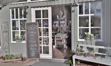 Kleines Schwedenhaus Shop Laden