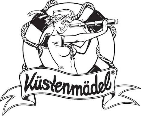 Kuestenmaedel Logo komplett