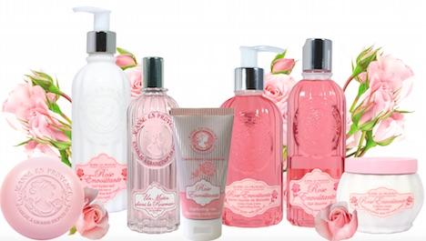 Jeanne en Provence Gamme Rose Serie