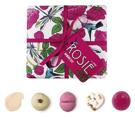 Lush Fresh Handmade Cosmetics Rosie Geschenk