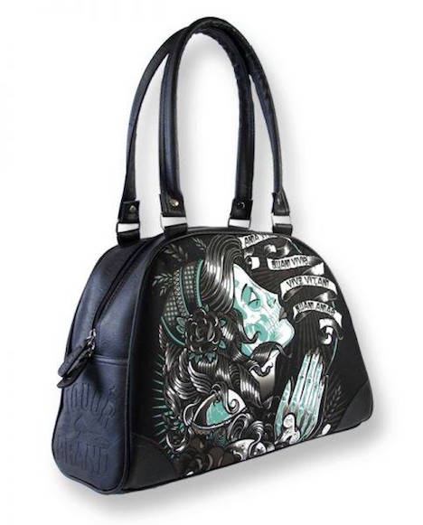 The Studio Deluxe Liquor Brand Bowling Bag 12179625_982762401761839_476111543_n
