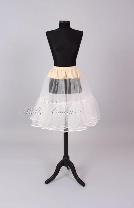 Atelier Belle Couture Petticoat einlagig 017