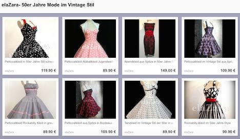 Dawanda-Shop elaZara Onlineshop