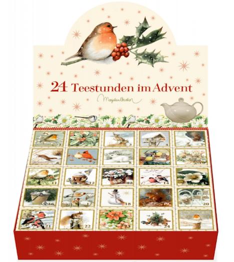 Die Spiegelburg Tee Adventskalender 2