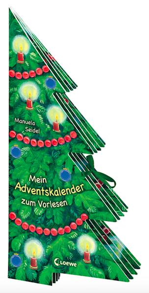 Loewe Verlag Adventskalender zum Vorlesen