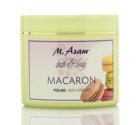 M.Asam macaron_Peeling 600g