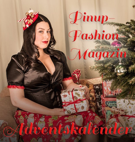 Pinup-Fashion-Magazin Adventskalender 2015 Banner