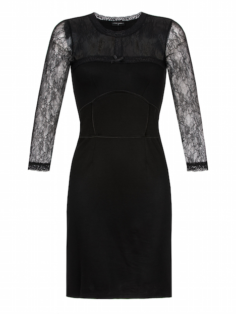 Vive Maria Edith's Black Soul Dress 32527