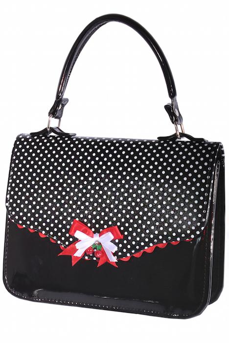 go.insane SugarShock  Handtasche Polka Dots Cherry IMG_0426_bild_01